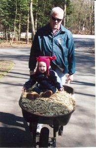 wheelbarrow kiddo